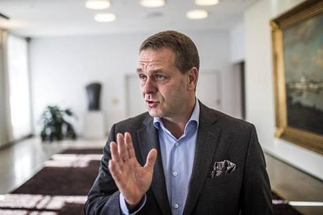 Jan Vapaavuori.