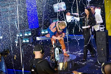 Toistaiseksi viimeisin Big Brother kausi päättyi Andte Gaup-Juuson voittoon.