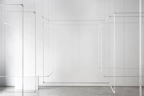 Grönlund-Nisunen & Franke: Imminence, 2020, installaatio.