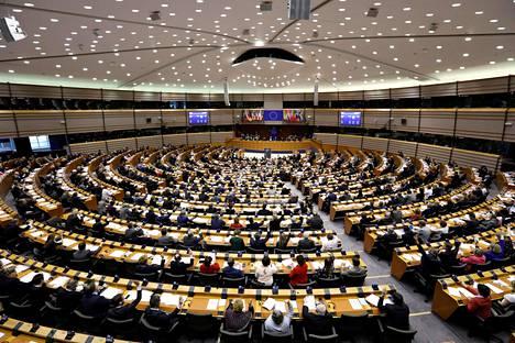Seitsemän kolmestatoista suomalaisesta mepistä haluaisi jatkaa Euroopan parlamentissa.