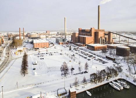 Suurmoskeijaa on suunniteltu 2020-luvulla lakkautettavan Hanasaaren voimalan tontille Helsingin Sörnäisiin.