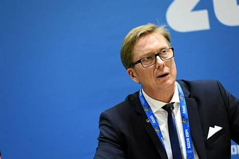 Tre Kronorin GM Tommy Boustedt on raivoissaan Kansainväliselle olympiakomitealle.