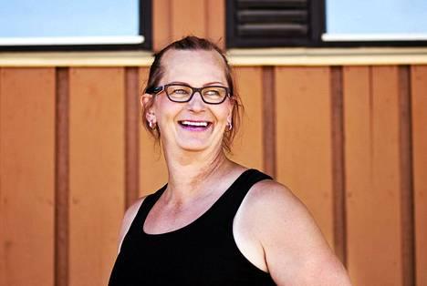 Vera Räsänen on noussut kuulantyöntöpiirien puheenaiheeksi.