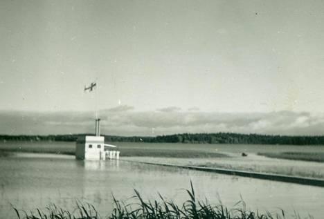 Sauna nökötti Laajalahdella reilun kymmenen vuoden ajan.