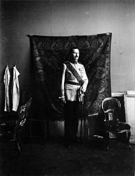 C. G. E. Mannerheim vuonna 1919.