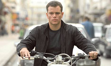 Agentti Jason Bourne (Matt Damon) on taas piilosilla.