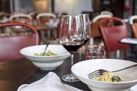 Alice Italian -ravintolan maut kaipaavat usein lisää suolaa ja pippuria, mutta pasta-annosten vuoksi reissu kannattaa.