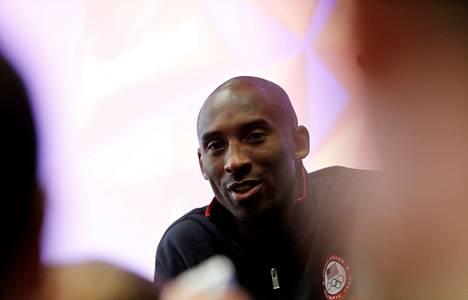 Kobe Bryant on edustanut Yhdysvaltoja muun muassa Pekingin olympiakisoissa 2008.
