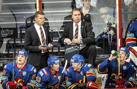 Jokerit suuntaa ensimmäiselle vieraskiertueelle KHL:ssä.