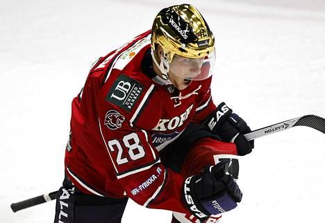 Jasse Ikonen on ollut IFK:n positiivisin onnistuja.