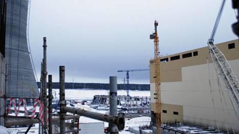 Ydinvoimala Voronezissa Venäjällä vuonna 2013.