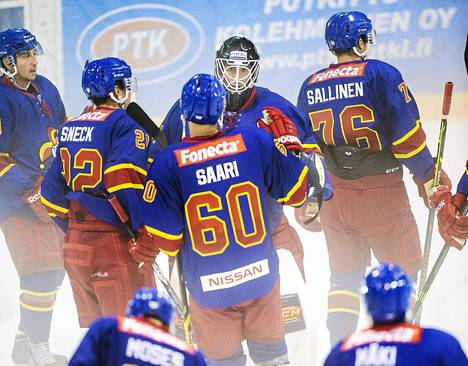 Jokerien KHL-kausi alkaa 4. syyskuuta.