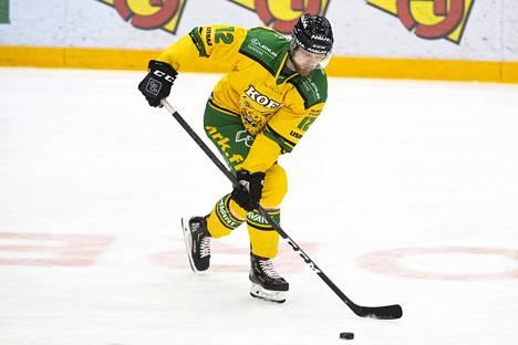 Joona Koppanen palaa Ilveksestä Boston Bruinsin organisaatioon.