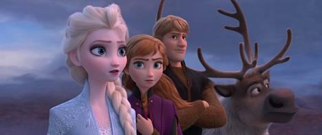 Animaatioelokuva Frozen 2 jatkaa Annan, Elsan ja Kristoffin tarinaa.