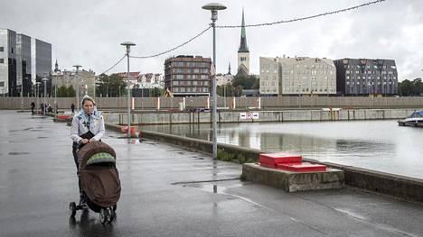 Tallinnan satamaan rakennetaan raitiovaunuyhteys, jonka on määrä valmistua vuoden 2023 loppuun mennessä.