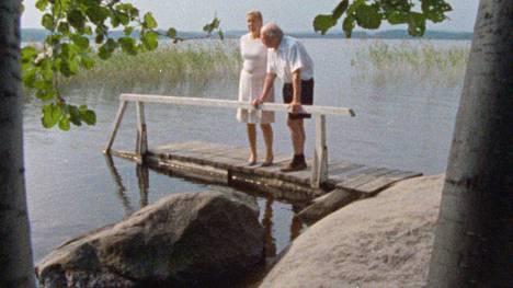 Alvar et Elissa Aalto se sont mariés en 1952.