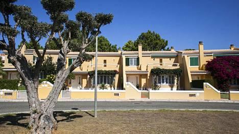 Kim Granin uusi koti on Cascaisissa nelisenkymmentä kilometriä Lissabonista länteen.