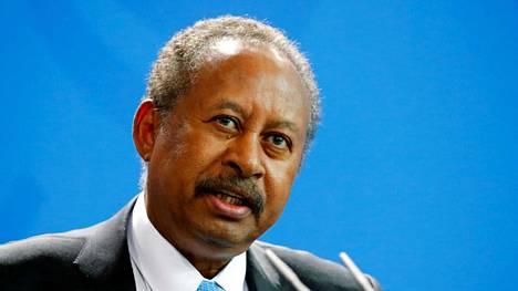 Sudanin pääministeri Abdalla Hamdok ilmoitti sunnuntaina, että alueelle lähetetään maan turvajoukkoja.