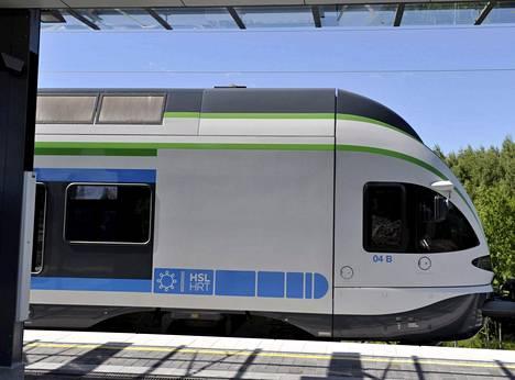 Vantaa haluaa aikaisempia junavuoroja.