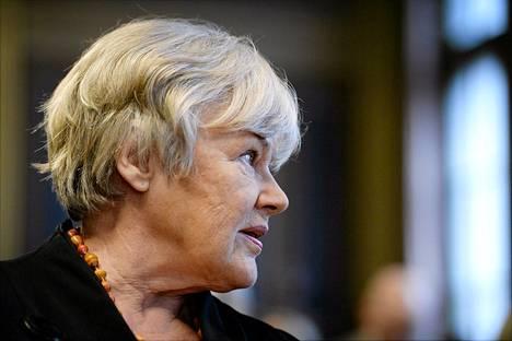 Ministeri Elisabeth Rehn