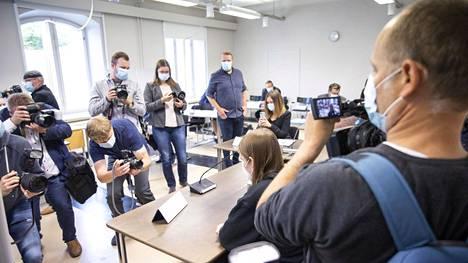Kuopion kouluhyökkäystä käsiteltiin Pohjois-Savon käräjäoikeudessa Kuopiossa syyskuussa. Käräjäoikeus antaa tuomion tapauksessa tänään.