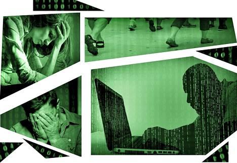 Tietomurron uhreille voi aiheutua masennusta, ahdistusta, univaikeuksia ja ongelmia sosiaalisissa suhteissa.