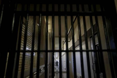 Yhdysvaltojen oikeusministeriön mukaan maassa oli vuonna 2014 noin 2,2 miljoonaa vankia.