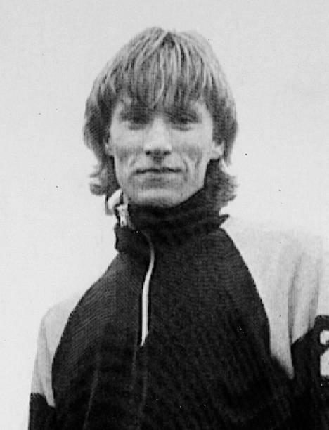 Sixten Boström Göterborgissa vuonna 1984.