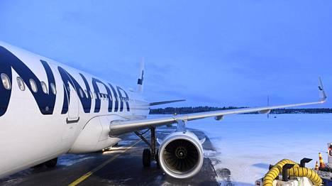 Finnair peruu lentonsa Manner-Kiinaan.
