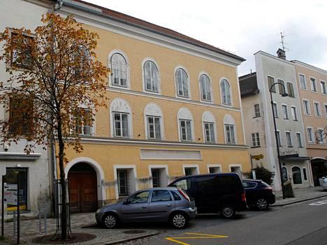 Adolf Hitlerin synnyinkoti sijaitsee Braunau am Innin kaupungissa Itävallassa.