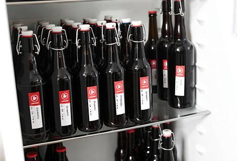 Kotipanimo Duunin Glunssi on gluteeniton olut. Kaverukset Jouni Raninen ja Pekka Vesala panevat olutta pieniä eriä lähinnä omaksi ja ystävien juotavaksi.