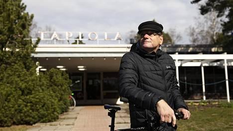 """""""Tapiola on minun kohtaloni ja sen nykytila aiheuttaa minulle raskasta mielipahaa"""", Olli Ihamäki sanoo."""