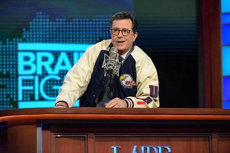 Yhdysvaltain lakko olisi vaikuttanut muun muassa MTV:lla esitettävän The Late Show With Stephen Colbertin lähetyksiin.