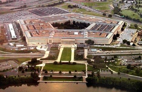 Yhdysvallat on jo vuosia epäillyt, että sinnikkään vakoiluohjelman takana on Venäjä. Kuvassa Yhdysvaltojen puolustusministeriön hallintorakennus Pentagon.
