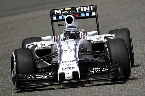 Valtteri Bottas uskoo Williamsin vauhdin kiihtyvän aika-ajossa.