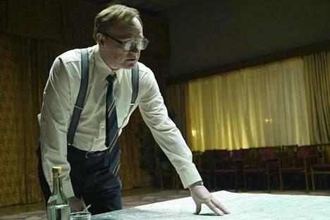 Jared Harris voitti parhaan miespääosan palkinnon roolisuorituksestaan Chernobyl-sarjassa, jossa hän näyttelee ydinfyysikko Valeri Legasovia.