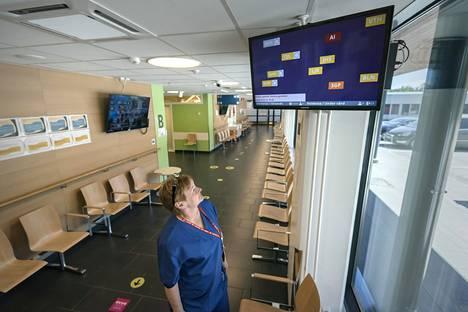 Vaasan keskussairaala muutetaan hallitusohjelman luonnoksen mukaan laajan päivystyksen sairaalaksi.