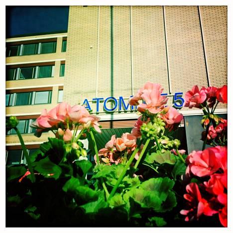 Atomie 5, Helsinki.