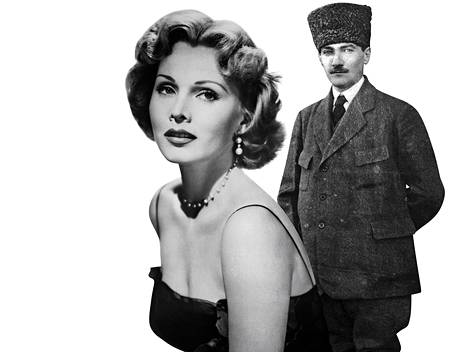 Modernin Turkin isä ja viimeinen suuri kurtisaani.