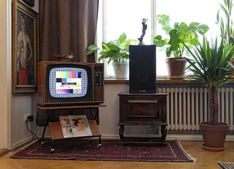 Taidekoti Kirpilässä on esillä töölöläislääkäri Juhani Kirpilän kokoelma – ja nyt myös valikoima videotaidetta.