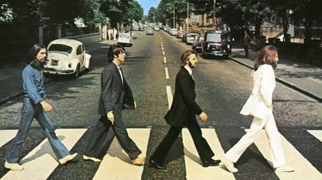 The Beatles julkaisi Abbey Road -albumin syyskuussa 1969.