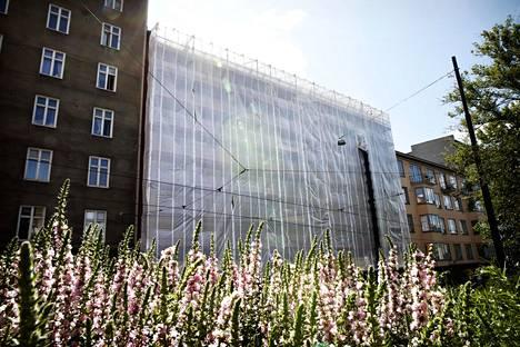 Asunto Oy Helsingin Parkin kiinteistö pussitettiin uudelleen tämän vuoden kesäkuussa.