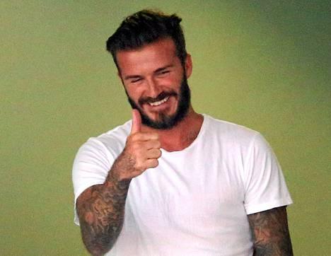 David Beckham ei usko Englannin kaatuvan nuorten pelaajien esitykseen.