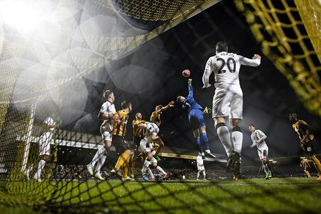 Manchester United pelasi perjantaina Cambridge Cityä vastaan 0-0 tuloksella.