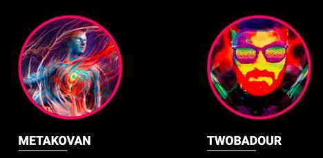 Beeplen teoksen ostivat henkilöt, jotka esiintyivät aluksi julkisuudessa vain avatar-hahmoina nimillä MetaKovan ja Twobadour.