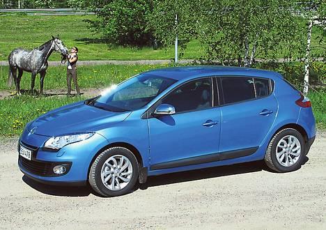 Renault Méganen uusi dieselmoottori on pihiksi valjastettu.