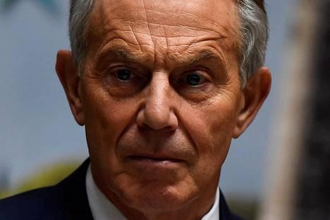 Tony Blair toimi Ison-Britannian pääministerinä kymmenen vuoden ajan.
