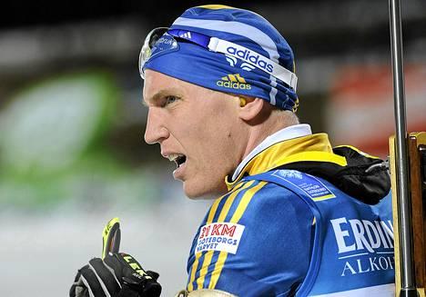 Björn Ferry myöntää, että ohi ampuminen metsästysretkellä on piinallista.