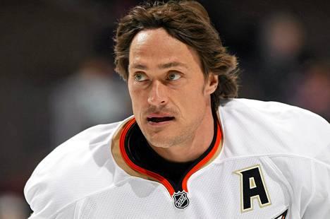 Teemu Selänne päättää NHL-uransa tähän kauteen.