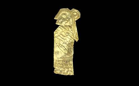 Arkeologit ovat löytäneet Etelä-Ruotsista 29 kultaukkoa ja -akkaa sekä eläinhahmoja.